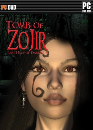 Last Half of Darkness: Tomb of Zojir Box Cover