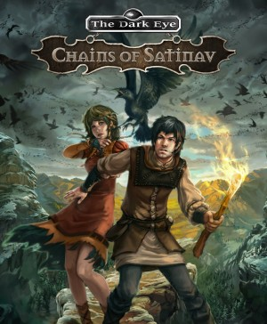 The Dark Eye: Chains of Satinav Box Cover