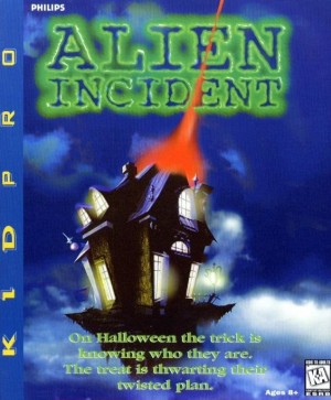 Alien Incident Box Cover