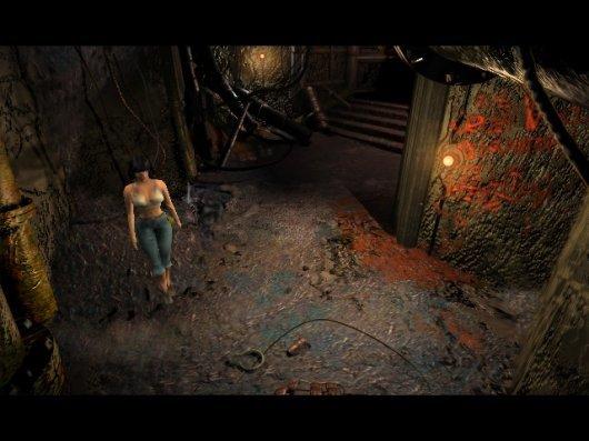 Screenshot for Druuna: Morbus Gravis 4