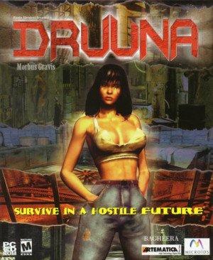 Druuna: Morbus Gravis Box Cover