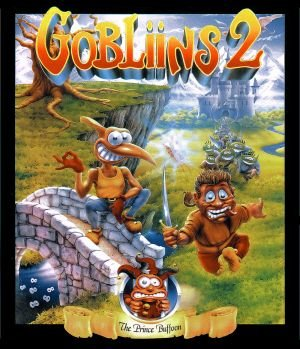 Gobliins 2: The Prince Buffoon Box Cover