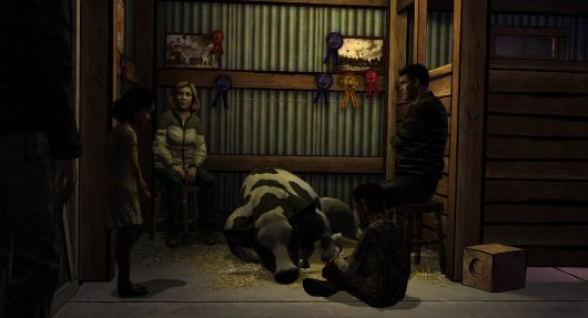 Screenshot for Walking Dead: Episode Two - Starved for Help, The 2