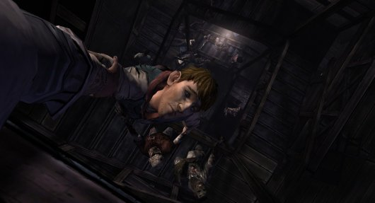 Screenshot for Walking Dead: Episode Four - Around Every Corner, The 2