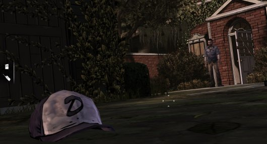 Screenshot for Walking Dead: Episode Four - Around Every Corner, The 1