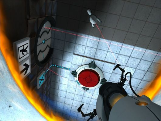 Screenshot for Portal 2