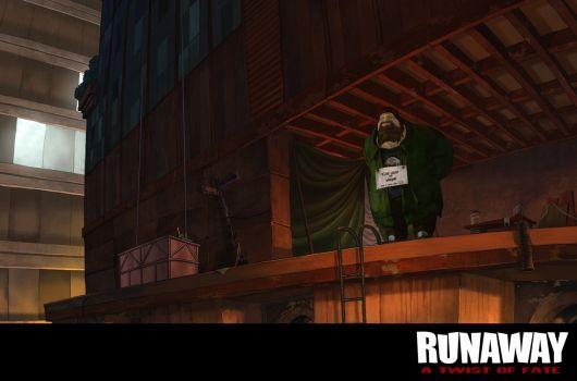 Screenshot for Runaway: A Twist of Fate 5