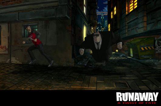 Screenshot for Runaway: A Twist of Fate 1