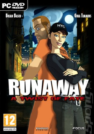 Runaway: A Twist of Fate Box Cover
