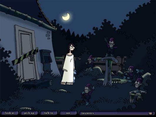 Screenshot for Edna & Harvey: The Breakout 4