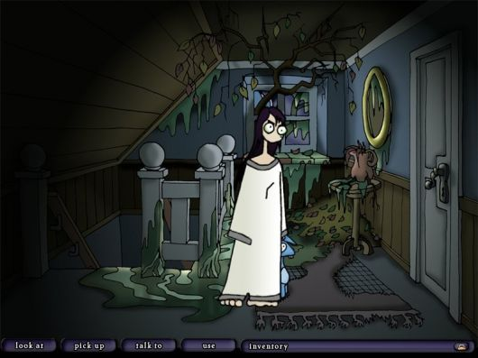 Screenshot for Edna & Harvey: The Breakout 3