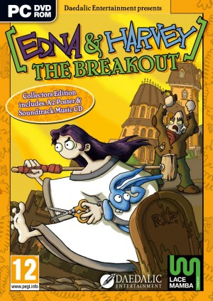 Edna & Harvey: The Breakout Box Cover