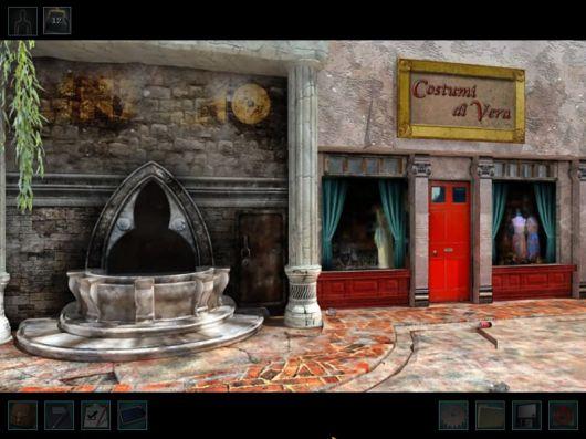 Screenshot for Nancy Drew: The Phantom of Venice 1