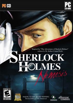 Sherlock Holmes: Nemesis Box Cover