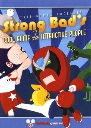 Strong Bad's Cool Game for Attractive People: Episode 1 - Homestar Ruiner Box Cover