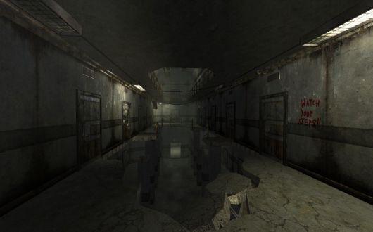 Screenshot for Penumbra: Requiem 1