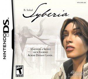 Syberia (DS) Box Cover