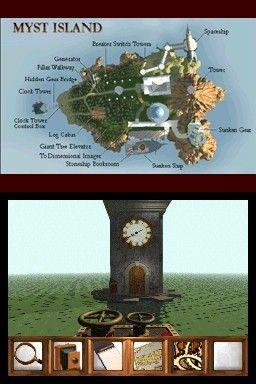 Screenshot for Myst DS 3