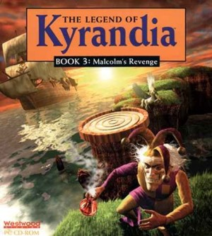 The Legend of Kyrandia: Malcolm's Revenge (Fables & Fiends) Box Cover