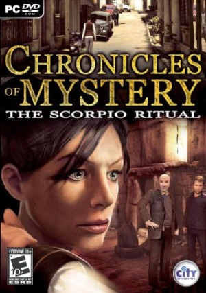 Chronicles of Mystery: The Scorpio Ritual Box Cover