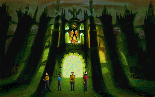 Screenshot for Star Trek: The Next Generation - A Final Unity 4