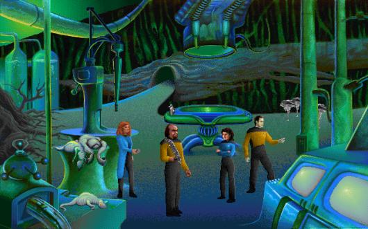 Screenshot for Star Trek: The Next Generation - A Final Unity 5