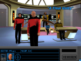 'Star Trek: The Next Generation - A Final Unity - Screenshot #44