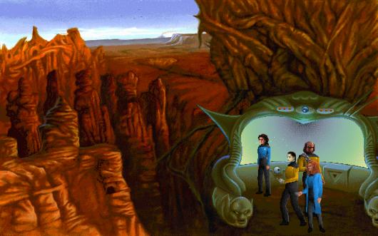 Screenshot for Star Trek: The Next Generation - A Final Unity 2