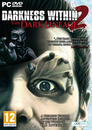 Darkness Within 2: The Dark Lineage Box Cover
