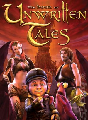 The Book of Unwritten Tales Box Cover