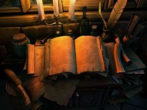 The Book of Unwritten Tales Screenshot #1