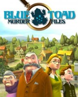 Blue Toad Murder Files: Episode 3 - The Mystery of the Concealing Flame