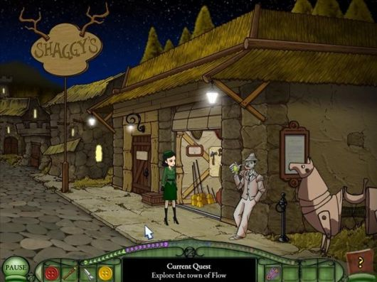 Screenshot for Emerald City Confidential 3