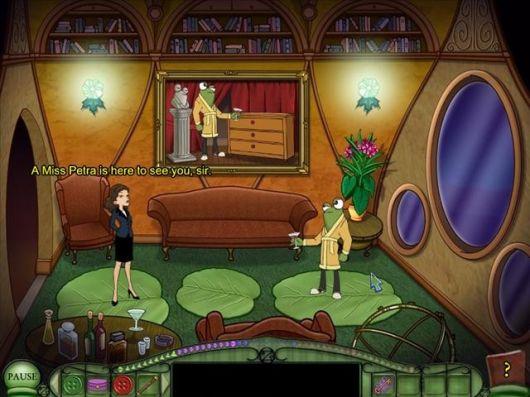 Screenshot for Emerald City Confidential 2