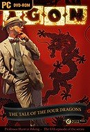AGON: The Tale of the Four Dragons Box Cover