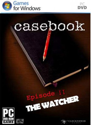 Casebook: Episode II - The Watcher Box Cover