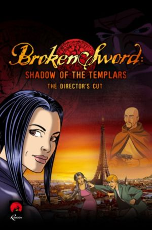 Broken Sword: Shadow of the Templars - The Director's Cut Box Cover
