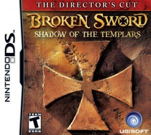 Broken Sword: Shadow of the Templars - The Director's Cut (DS) Box Cover