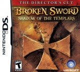 Broken Sword: Shadow of the Templars - The Director's Cut (DS)