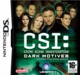 CSI: Dark Motives (DS)