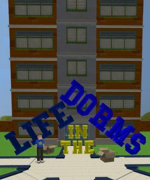 Life in the Dorms Box Cover