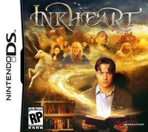 Inkheart Box Cover
