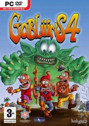 Gobliiins 4 Box Cover