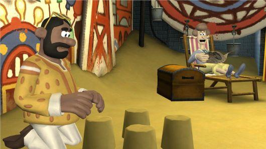 Screenshot for Wallace & Gromit
