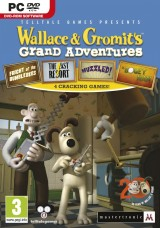 Wallace & Gromit's Grand Adventures: Episode 3 - Muzzled!