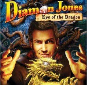 Diamon Jones: Eye of the Dragon Box Cover