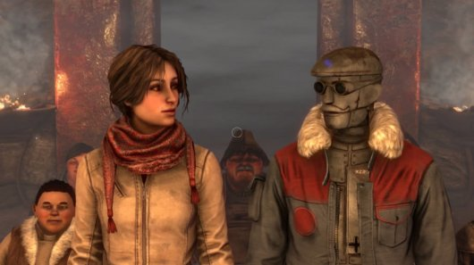 Screenshot for Syberia 3 3