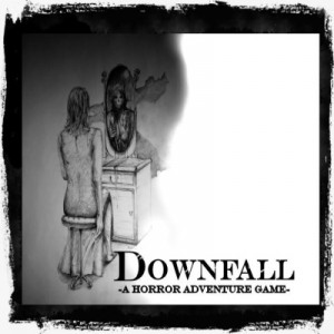 Downfall Box Cover