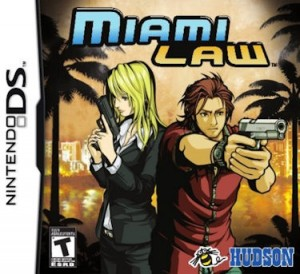 Miami Law Box Cover