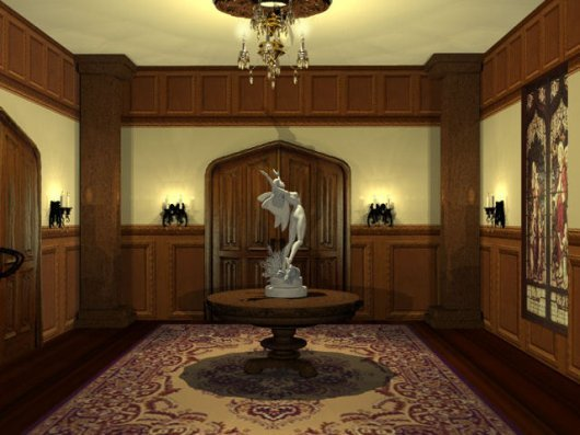 Screenshot for Haunting at Cliffhouse 2